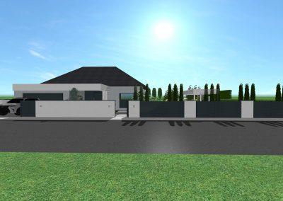 Ogród minimalistyczny (typu: Low-Maintenance  Garden)