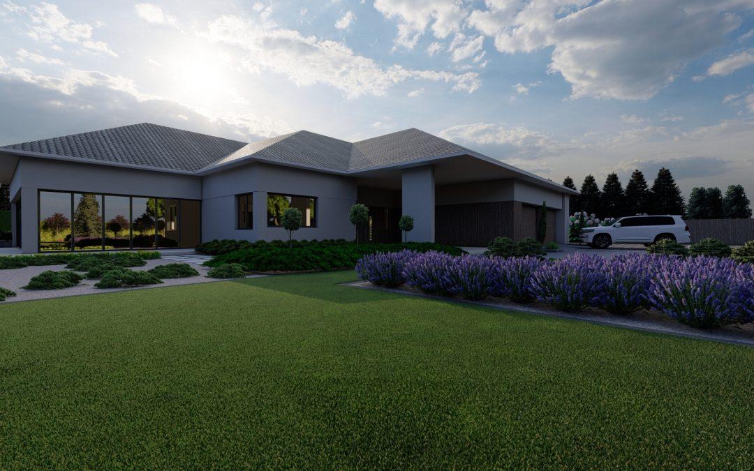 Ogród nowoczesny 2