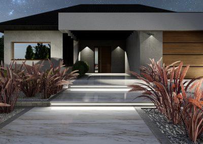 Ogród nowoczesny 6